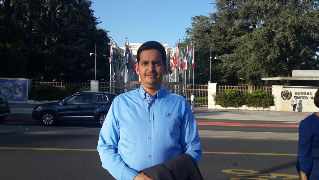 محمد غلام ولد محمدو - صحفي أول في شبكة الجزيرة الإعلامية