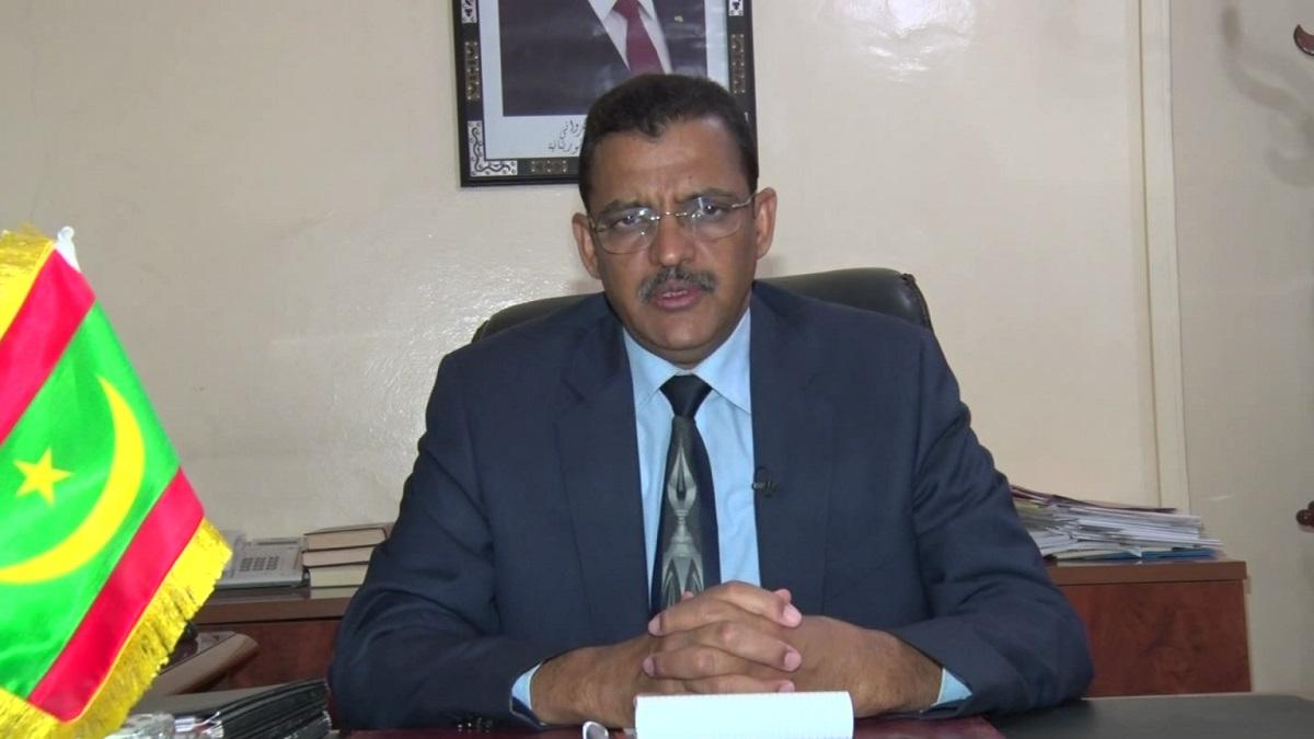 """المدير العام لشركة """"إسكان"""" محمد محمود جعفر"""