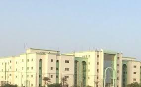 مبنى الإدارة العامة للأمن حيث توجد داخله إدارة شرطة الجرائم الاقتصادية