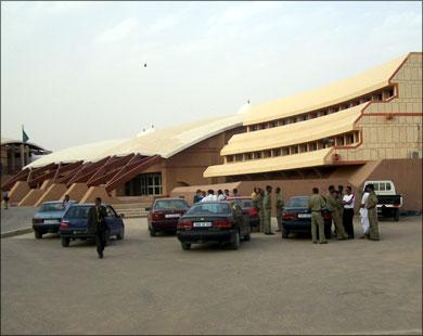 قصر العدل بولاية نواكشوط الغربية