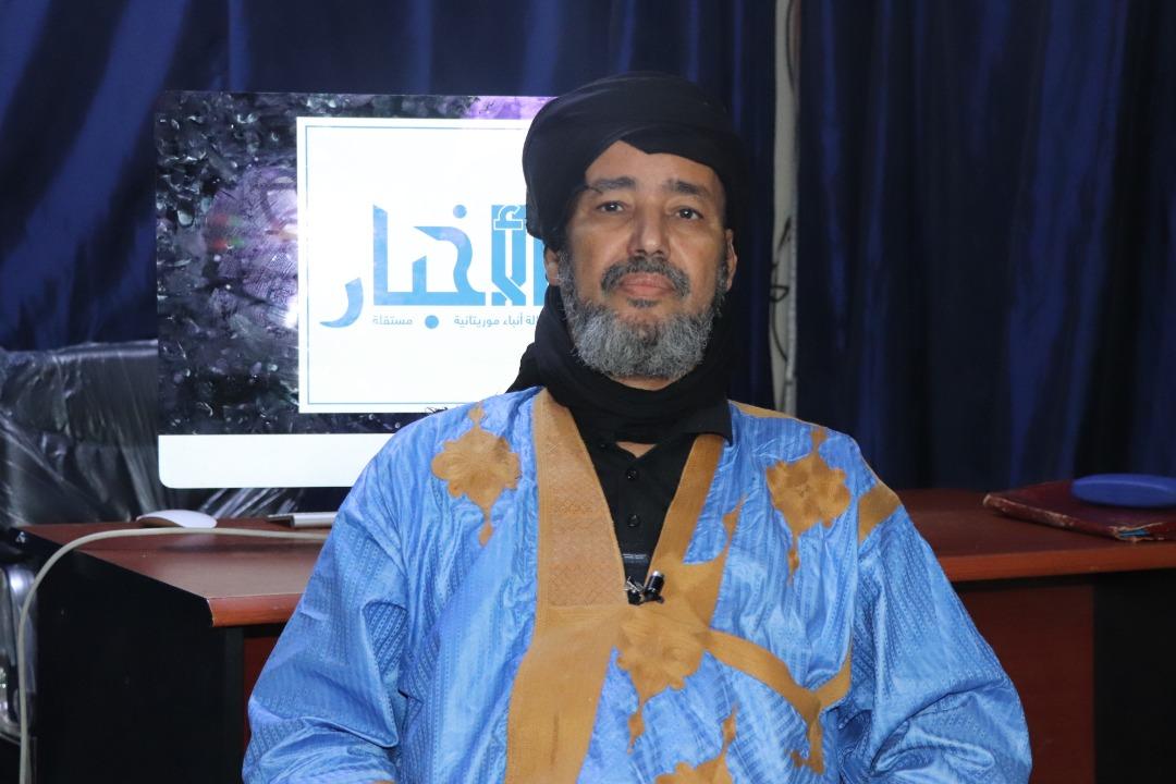 المواطن محفوظ ولد حادو مالك قطعة أرضية في توجنين