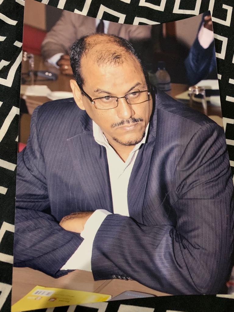 الأمين العام لوزارة التعليم الثانوي والتكوين التقني والمهني أحمد دداهي المختار