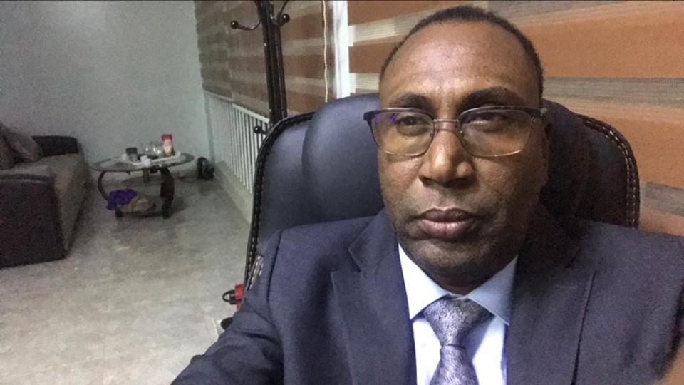 مدير الصحة بوزارة الصحة الموريتانية الدكتور سيدي ولد الزحاف