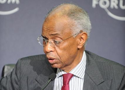 أحمد ولد عبد الله: دبلوماسي موريتاني