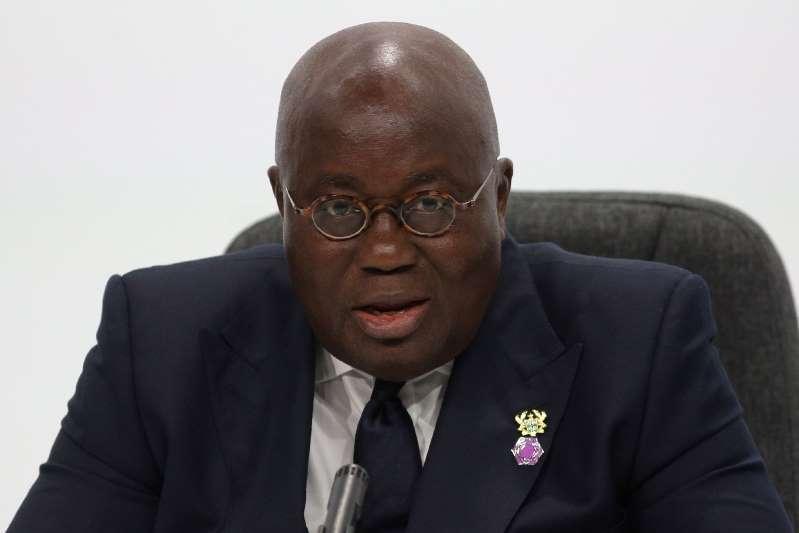 الرئيس الغاني نانا أكوفو أدو