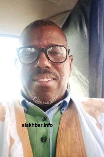 انتقد الأستاذ محمد ولد الفالي رداءة شبكة الإنترنت في نواذيبو/ الأخبار