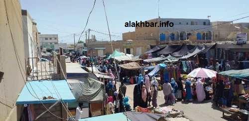 تضاعف حجم الإقبال صباح الجمعة على السوق المركزي فهل تم احترام الإجراءات الإحترازية؟