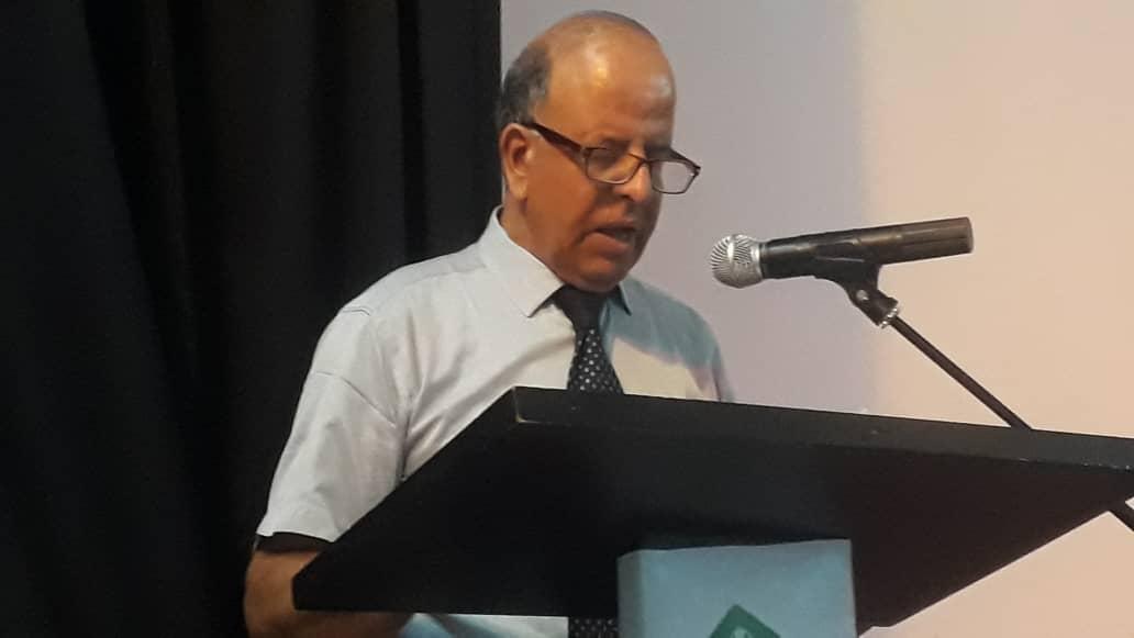 مدير المركز الثقافي المغربي في نواكشوط الأستاذ سعيد الجوهري