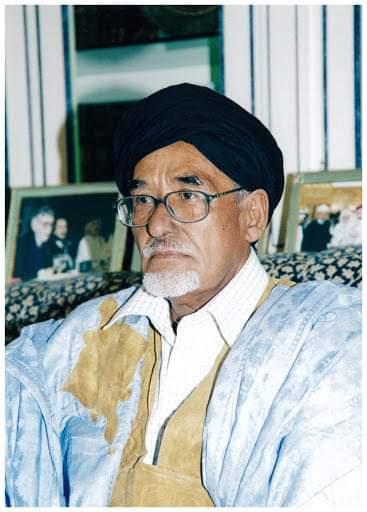 الشاعر الموريتاني الكبير أحمد عبد القادر