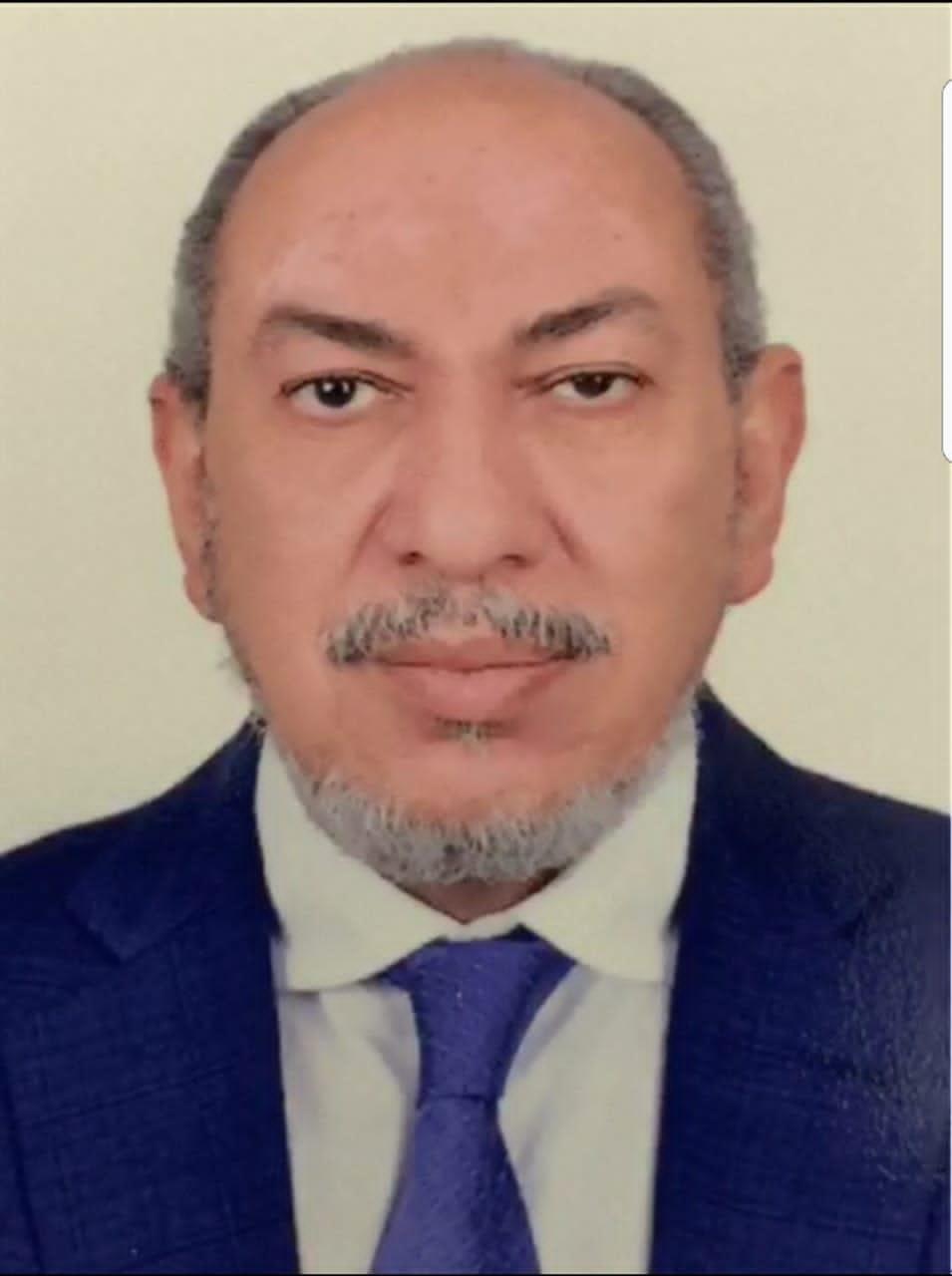 وزير العدل الدكتور محمد محمود الشيخ عبد الله بيه (وما)