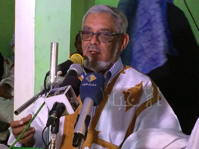السياسي الراحل محمد المصطفى ولد بدر الدين