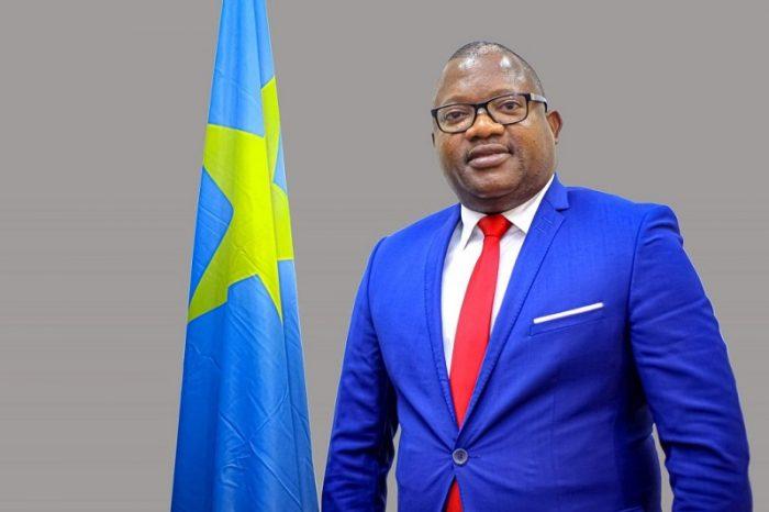 جون تومبا: وزير التكوين المهني والفنون والحرف بالكونغو الديمقراطية