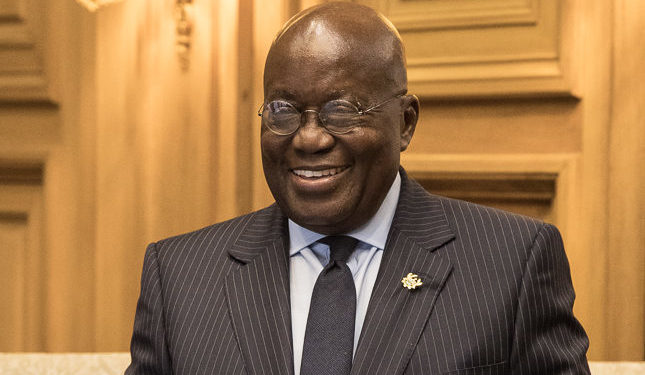 نانا أكوفو أدو: الرئيس الغاني