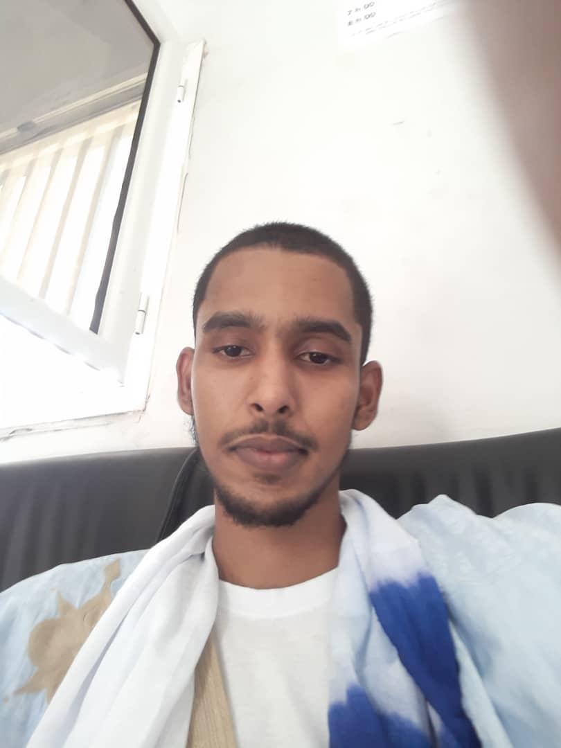 محمدالحسن محمدالأمين ـ طالب دراسات عليا