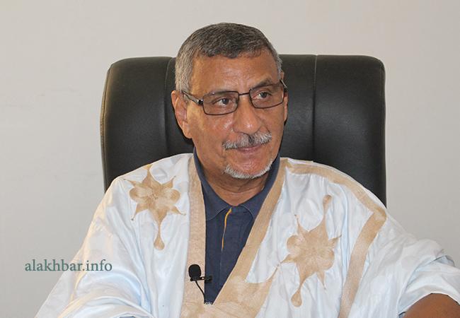 عبد الله ولد النم: قيادي بحزب الاتحاد من أجل الجمهورية