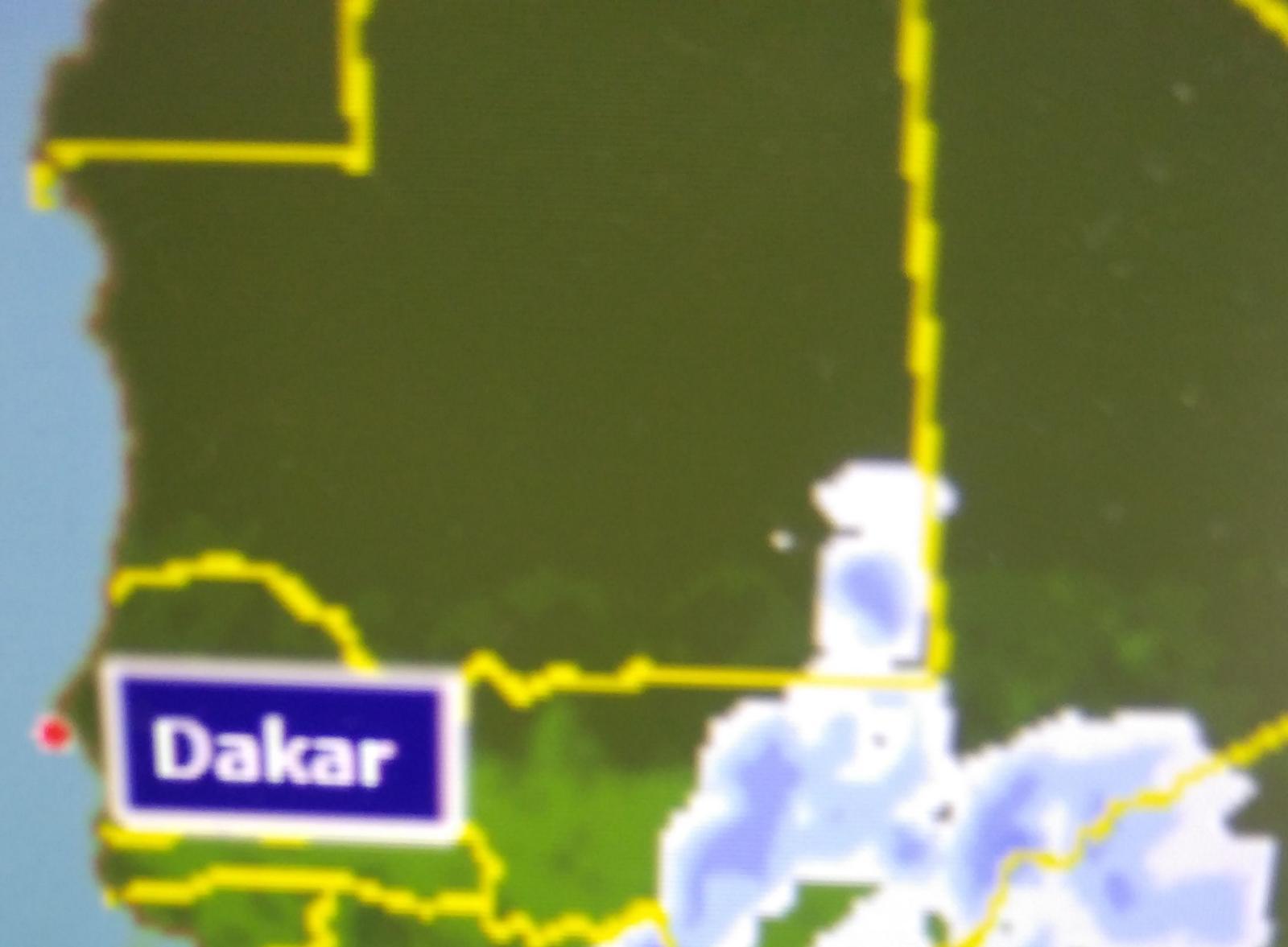 توزع السحب المتوقعة مساء اليوم على أقصى جنوب شرق الحوض الشرقي