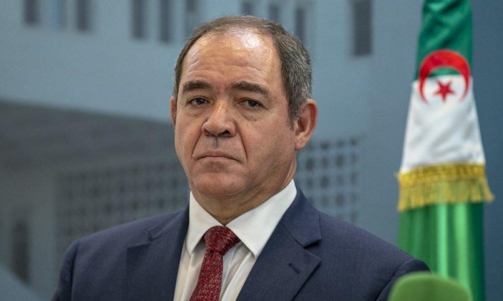 صبري بوقدوم: وزير الخارجية الجزائري