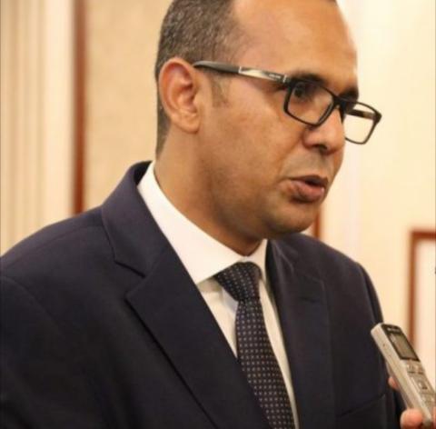 السفير الموريتاني بتونس دمان ولد همر