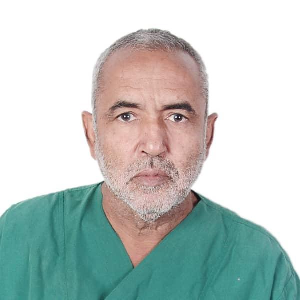 البروفسور  محمد ولد سيد أحمد