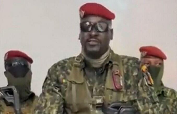 مامادي دومبويا: زعيم الانقلابيين في غينيا كوناكري