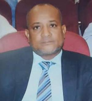 المدير العام للمعهد العالي الدكتور الحسن ولد أعمر بلول