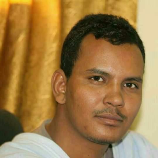 أحمد سالم سيدي عبد الله كاتب صحفي