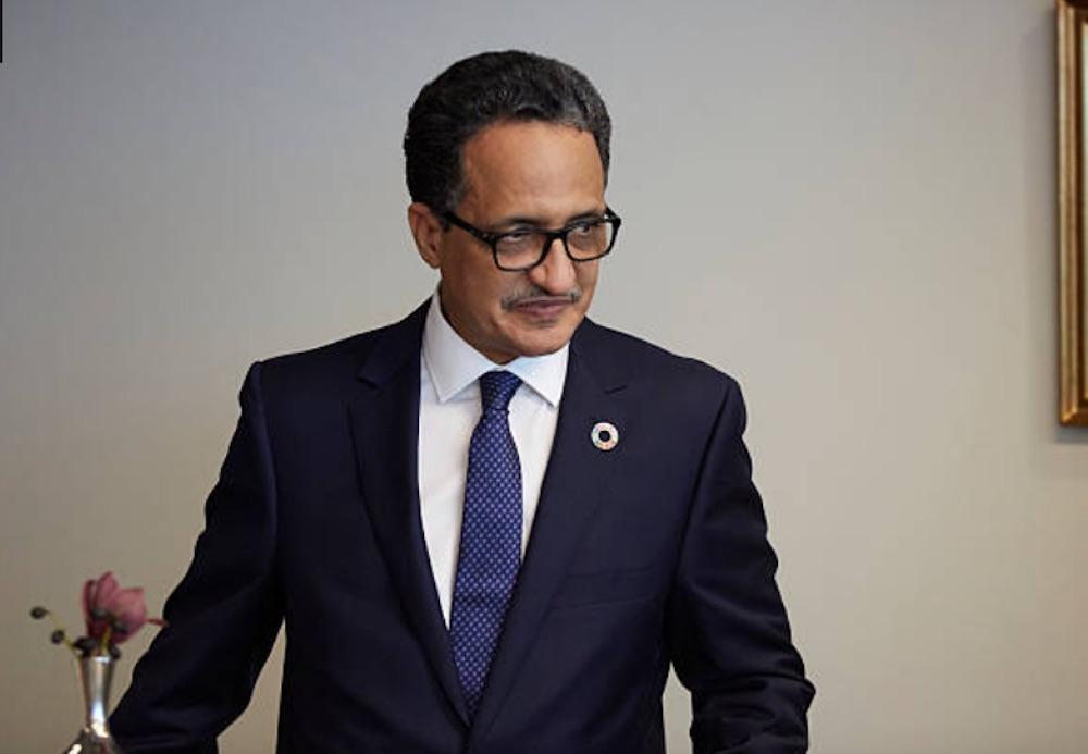 الوزير والسفير السابق إسكلو أحمد إزيد بيه