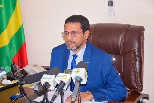 وزير الصحة محمد نذير ولد حامد