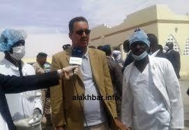 عضو اللجنة الجهوية لمكافحة كورونا الدكتور الشيخ الغوث قال إن المعركة ضد الوباء مستمرة والحذر مطلوب