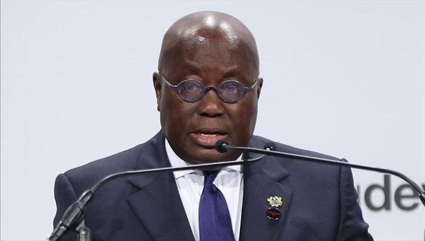 نانا أكوفو أدو: رئيس غانا الرئيس الدوري للإيكواس