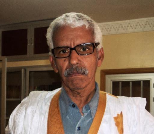 إبراهيم ولد أبتي: محام