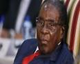 الرئيس السابق لزيمبابوي روبيرت موغابي.