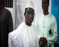 زعيم المعارضة المالية سومايلا سيسي ورئيس الحزب الحاكم في البلاد بوكاري تريتا.