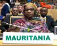 خديجة امبارك فال: وزيرة التجارة والصناعة والسياحة الموريتانية.
