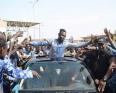 المواطن المالي مامودو غاساما لدى عودته لباماكو.
