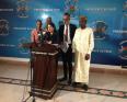 روزماري ديكارلو في تصريح لها على هامش محادثاتها مع رئيس بوركينافاسو