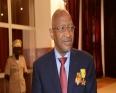 سوميلو بوبي مايغا: الوزير الأول المالي.