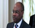 ليونارد شي أوكيتوندو وزير الخارجية الكونغولي.