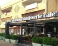 مقهى ومطعم عزيز اسطنبول الذي تعرض للهجوم بالعاصمة واغادوغو.