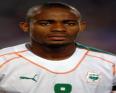 """بونافنتور كالو، اللاعب الإيفواري الدولي السابق، المنتخب عمدة لبلدية """"فافوا""""."""