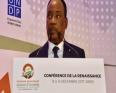 رئيس النيجر محمدو إسوفو.