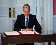 فرانسوا فيليب شامبان: وزير الشؤون الخارجية الكندي