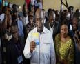 فيليكس تشيسكيدي: المعارض المعلن فائزا برئاسة الكونغو الديمقراطية.