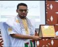 رئيس اتحاد الطلاب الموريتانيين في السودان المصطفى ولد زيدان
