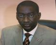 مختار وان: الوزير الأول المالي