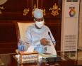 الرئيس اتشادي: إدريس ديبي