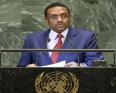 شريف محمد زين: وزير الخارجية اتشادي