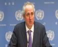 ستيفان دوجاريك: متحدث باسم الأمين العام للأمم المتحدة