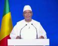 إبراهيم بوبكر كيتا: الرئيس المالي