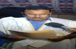 عمدة بلدية بولنوار أحمد باري طرح جملة من المشاكل / تصوير الأخبار